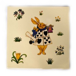 Alice in Wonderland Rabbit - Teapot Stand