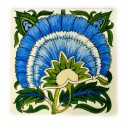 Blue Carnation - Teapot stand